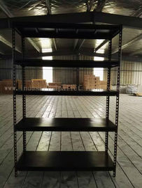 Slotted - Angle Shelving Light Duty Capacity 80KG - 150KG Per Level For Storage Solution