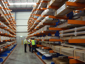Vertical Heavy Duty Cantilever Racking Systems , cantilever storage racks